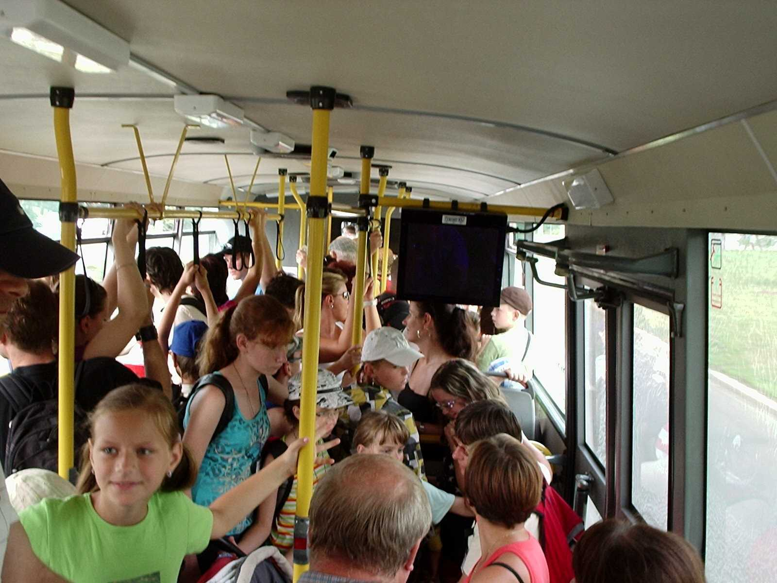 Autobus do ZOO